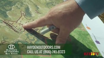 Hayden Outdoors TV Spot, 'Unparalleled Real Estate Services' - Thumbnail 3