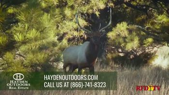 Hayden Outdoors TV Spot, 'Unparalleled Real Estate Services' - Thumbnail 5