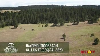 Hayden Outdoors TV Spot, 'Unparalleled Real Estate Services' - Thumbnail 6