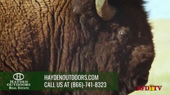 Hayden Outdoors TV Spot, 'Unparalleled Real Estate Services' - Thumbnail 7
