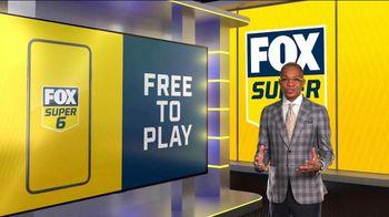 FOX Bet Super 6 TV Spot, 'College Hoops: Win $1,000'