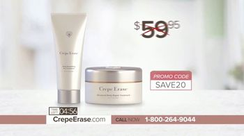 Crepe Erase Advanced TV Spot, 'Four Years Ago' Featuring Jane Seymour, Courtney Thorne-Smith - Thumbnail 9