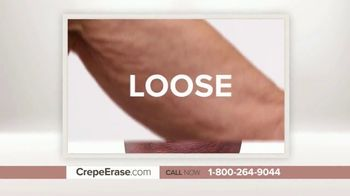 Crepe Erase Advanced TV Spot, 'Four Years Ago' Featuring Jane Seymour, Courtney Thorne-Smith - Thumbnail 2