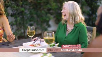 Crepe Erase Advanced TV Spot, 'Four Years Ago' Featuring Jane Seymour, Courtney Thorne-Smith - Thumbnail 3