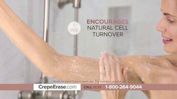 Crepe Erase Advanced TV Spot, 'Four Years Ago' Featuring Jane Seymour, Courtney Thorne-Smith - Thumbnail 5