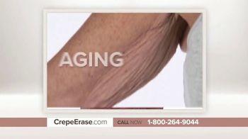 Crepe Erase Advanced TV Spot, 'Four Years Ago' Featuring Jane Seymour, Courtney Thorne-Smith - Thumbnail 6