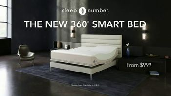 Sleep Number Weekend Special TV Spot, 'Special Financing and Save $1,000' - Thumbnail 2