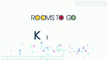 Rooms to Go Kids 30th Anniversary Sale TV Spot, 'Style and Function: Last Weekend' - Thumbnail 9