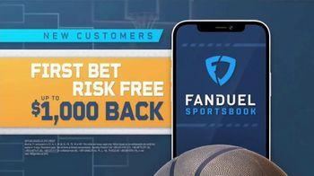 FanDuel Sportsbook TV Spot, 'More Basketball: Risk Free First Bet' - Thumbnail 8