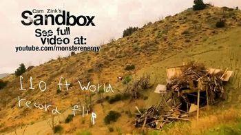 Monster Energy TV Spot, 'Sandbox' Featuring Cam Zink - Thumbnail 9