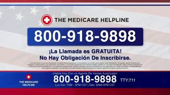 The Medicare Helpline TV Spot, 'Atención a cualquiera en Medicare' [Spanish] - Thumbnail 9