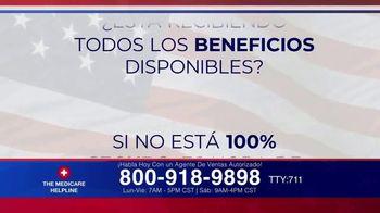 The Medicare Helpline TV Spot, 'Atención a cualquiera en Medicare' [Spanish] - Thumbnail 3