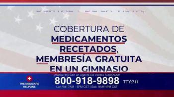 The Medicare Helpline TV Spot, 'Atención a cualquiera en Medicare' [Spanish] - Thumbnail 5