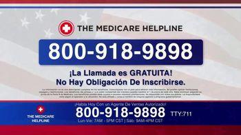 The Medicare Helpline TV Spot, 'Atención a cualquiera en Medicare' [Spanish] - Thumbnail 6