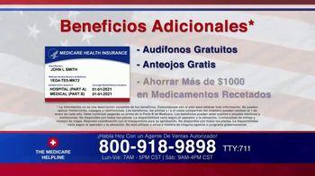 The Medicare Helpline TV Spot, 'Atención a cualquiera en Medicare' [Spanish] - Thumbnail 7