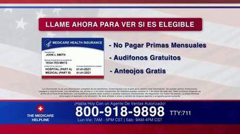 The Medicare Helpline TV Spot, 'Atención a cualquiera en Medicare' [Spanish] - Thumbnail 8