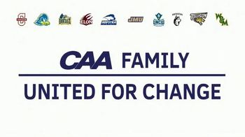 Colonial Athletic Association (CAA) TV Spot, 'One Family United for Change' - Thumbnail 9