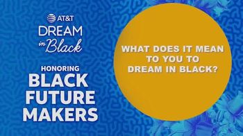 AT&T Inc. TV Spot, 'Dream in Black: Tauren Wells' - Thumbnail 1
