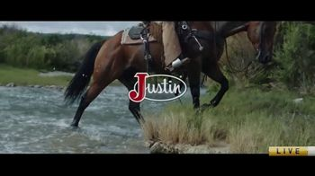 Justin Boots TV Spot, 'Over 140 Years' Featuring Reba McEntire - Thumbnail 9