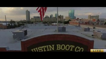 Justin Boots TV Spot, 'Over 140 Years' Featuring Reba McEntire - Thumbnail 1