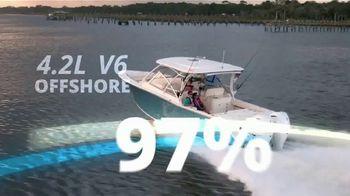 Yamaha Outboards TV Spot, 'Salt Water Reliability'