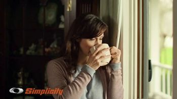 Simplicity TV Spot, 'Passion For Perfection' - Thumbnail 1
