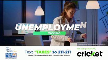 Cricket Wireless TV Spot, 'Tax Tips' - Thumbnail 2