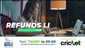 Cricket Wireless TV Spot, 'Tax Tips' - Thumbnail 4