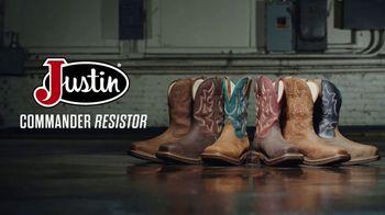 Justin Boots TV Spot, 'The Resistor' - Thumbnail 8