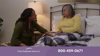 Final Expense Network TV Spot, 'When the Time Comes' - Thumbnail 2