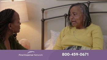 Final Expense Network TV Spot, 'When the Time Comes' - Thumbnail 3