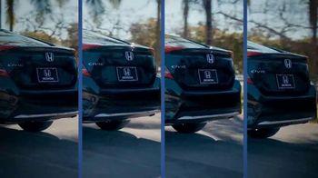 Honda Dream Garage Spring Event TV Spot, 'Save on the 2021 Civic' [T2] - Thumbnail 2