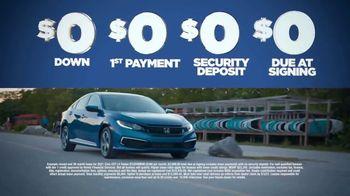 Honda Dream Garage Spring Event TV Spot, 'Save on the 2021 Civic' [T2] - Thumbnail 4