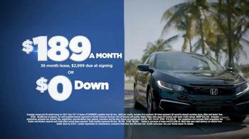 Honda Dream Garage Spring Event TV Spot, 'Save on the 2021 Civic' [T2] - Thumbnail 5