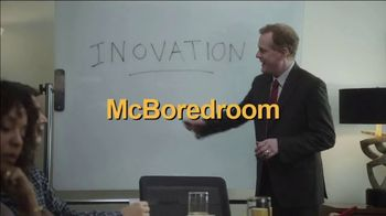 Wendy's Bourbon Bacon Cheeseburger TV Spot, 'McBoredroom Secret Sauce'