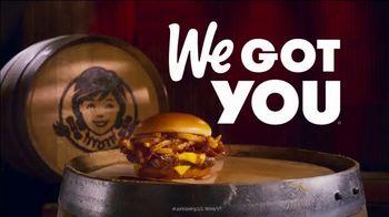Wendy's Bourbon Bacon Cheeseburger TV Spot, 'McBoredroom Secret Sauce' - Thumbnail 7