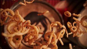 Wendy's Bourbon Bacon Cheeseburger TV Spot, 'McBoredroom Secret Sauce' - Thumbnail 3