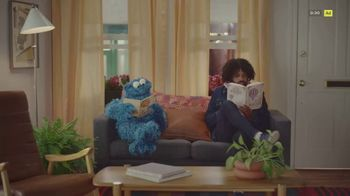 DoorDash TV Spot, 'Sesame Workshop: Nom Nom' Feat. Daveed Diggs