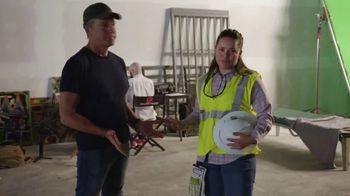 Michels TV Spot, 'Never Been Better' Featuring Mike Rowe