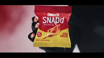 Cheez-It Snap'd TV Spot, 'Level Up Your Lunch'
