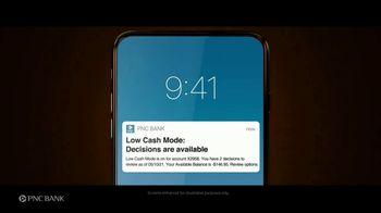 PNC Financial Services Low Cash Mode TV Spot, 'The Sound of Change' - Thumbnail 4
