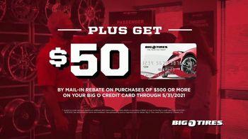 Big O Tires TV Spot, 'Always Here: $150 in Savings'