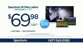 Spectrum Mi Plan Latino TV Spot, 'Todo lo que tu familia necesita: $69.98' con Gaby Espino [Spanish] - Thumbnail 5