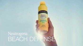Neutrogena Beach Defense TV Spot, 'More Protection. More Sun.' - Thumbnail 5