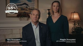 Newcomer Cremations, Funerals & Receptions TV Spot, 'Every Detail' - Thumbnail 9