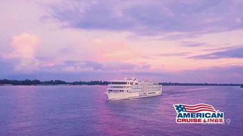 American Cruise Lines TV Spot, 'Antiques Roadshow: Mississippi River'