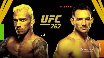 DraftKings Sportsbook TV Spot, 'UFC 262: Bet $1, Win $100'