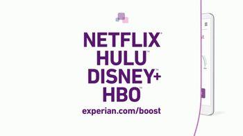 Experian Boost TV Spot, 'Stream: John and Avina' - Thumbnail 8
