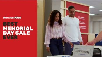 Mattress Firm Best Memorial Day Sale Ever TV Spot, 'Early Access: Save $500 on Tempur-Pedic'