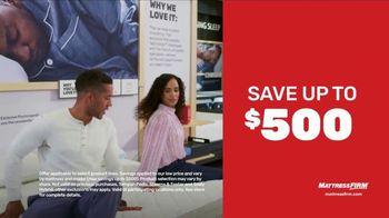Mattress Firm Best Memorial Day Sale Ever TV Spot, 'Early Access: Save $500 on Tempur-Pedic' - Thumbnail 4